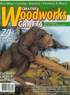 Журнал Creative Woodworks & Crafts №11 2000