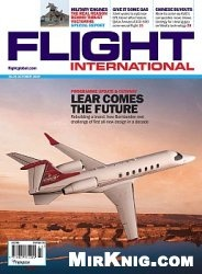 Журнал Flight International 2009-20-13 (Vol 176 No 5211)