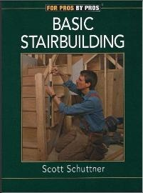 Basic Stairbuilding. (Лестницы)