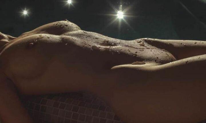 Секси ночной визит