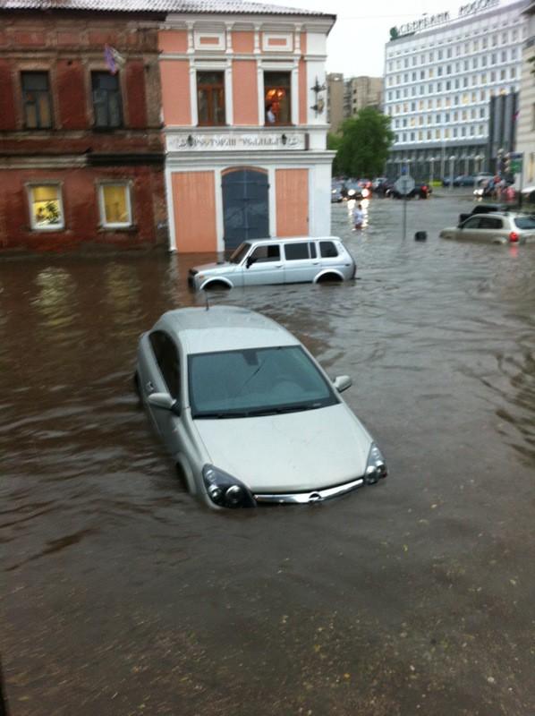 Тем временем в Нижнем Новгороде