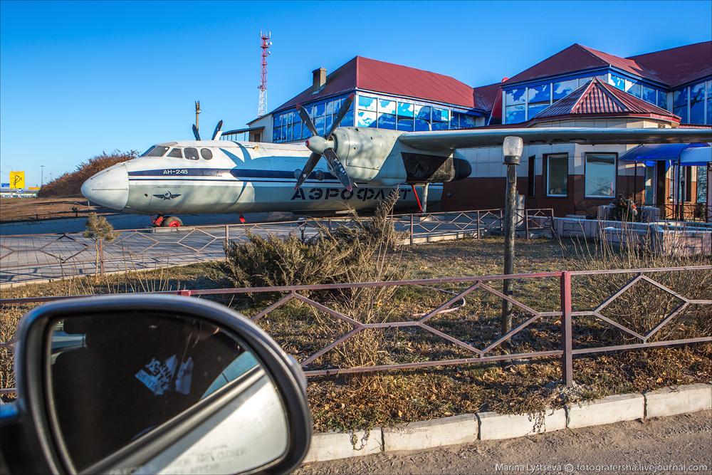 трасса М4 ДОН фото Липецк гостиница мотель отель Самолет Конь-Колодезь