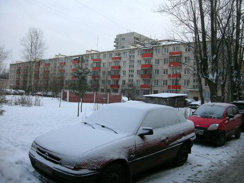 ул. Ленсовета 58