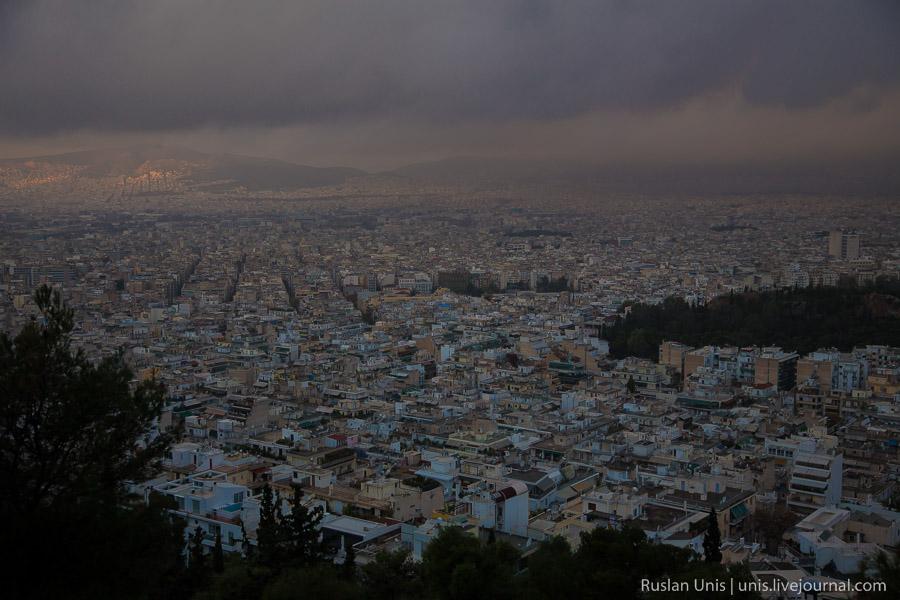 Автомобильное путешествие по Греции