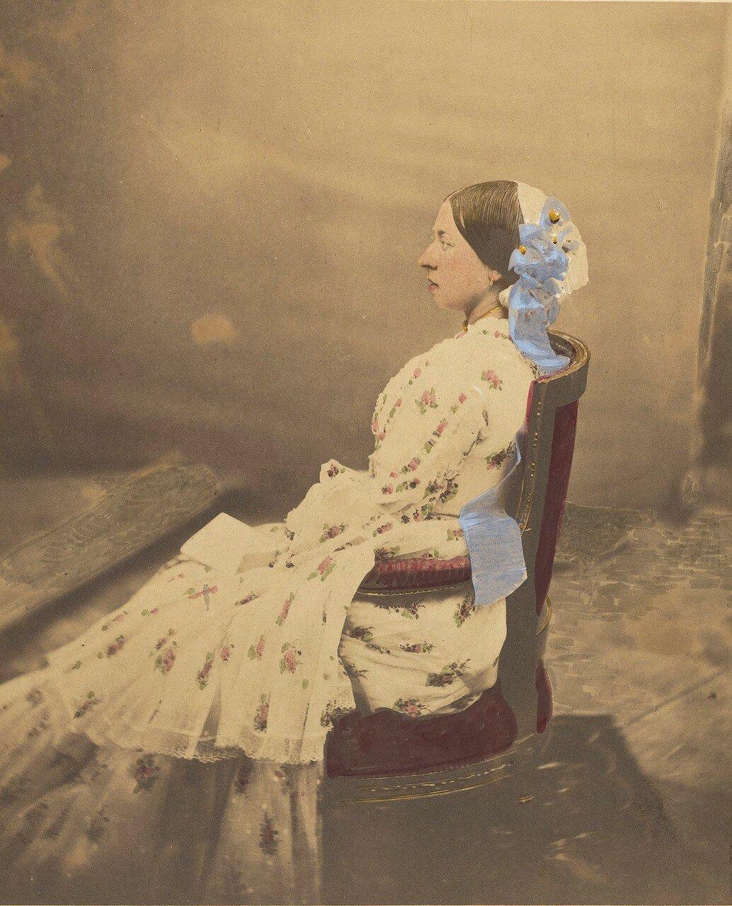 1854. Королева Виктория