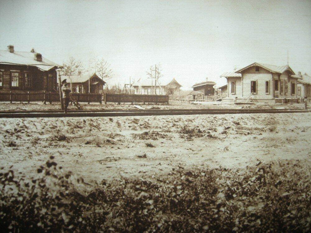 33. Станция Тыгда