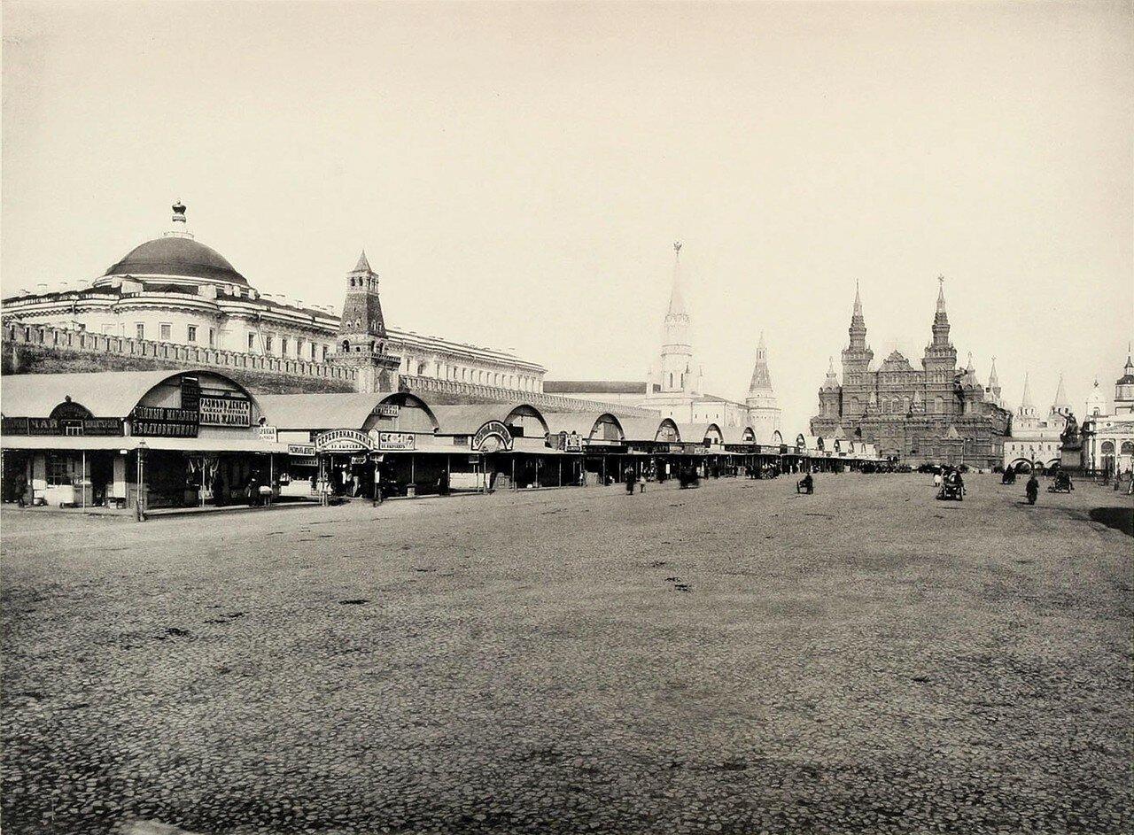 276. Временные ряды на Красной площади