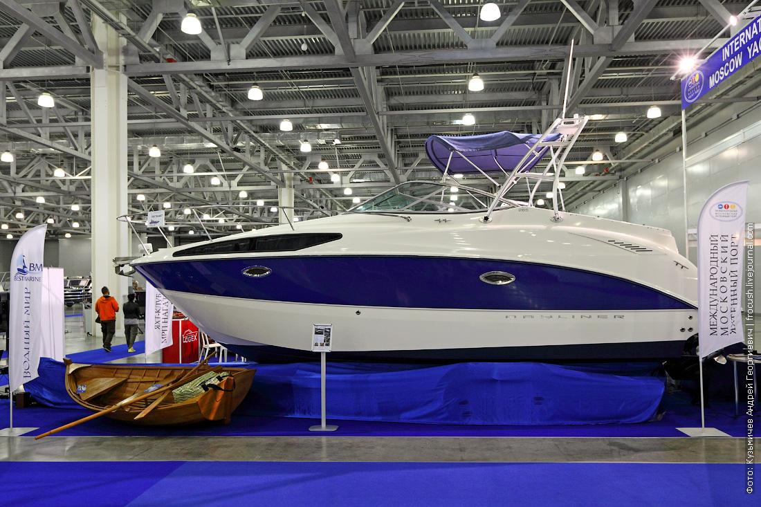 Bayliner 265 SB московское боут шоу крокус экспо 2015