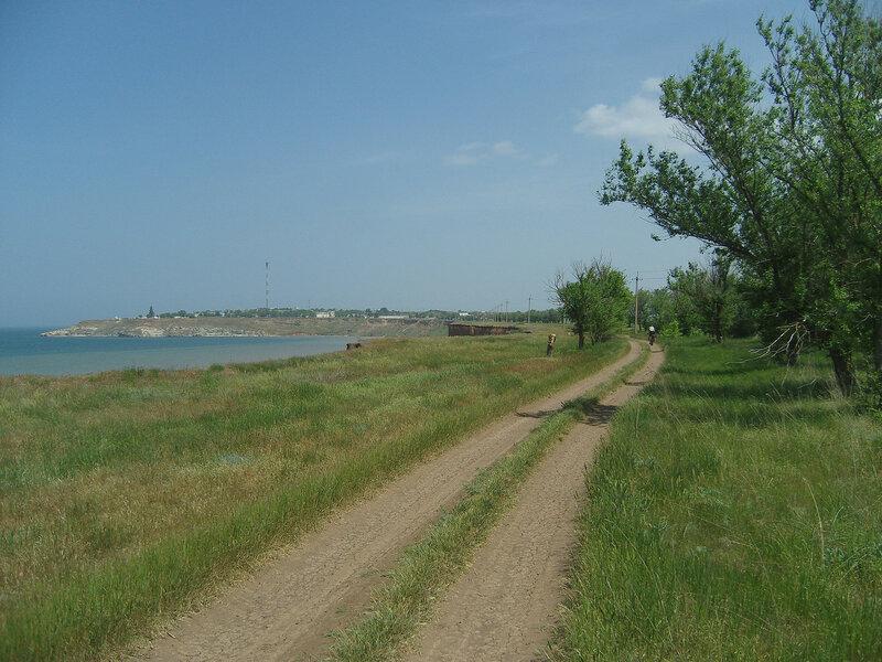 берег Заводского залива