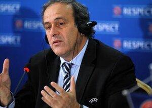 Мишель Платини предложил ввести в футболе белую карточку