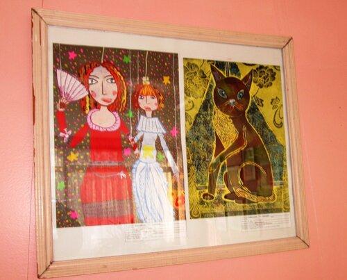 выставка в цдт. художественная студия