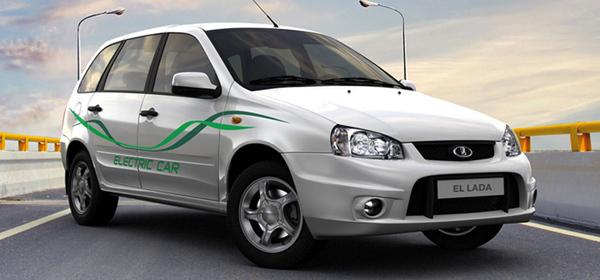 АвтоВАЗ продемонстрировал очередную модель электромобиля El Lada
