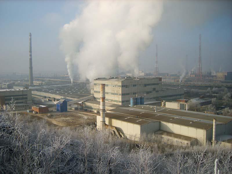 воскресенский химический завод фото означает обширные пространства