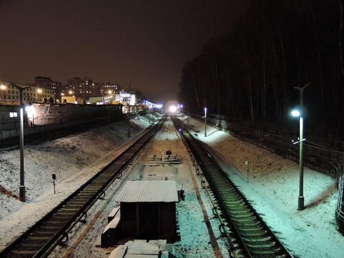 Станция Измайловская