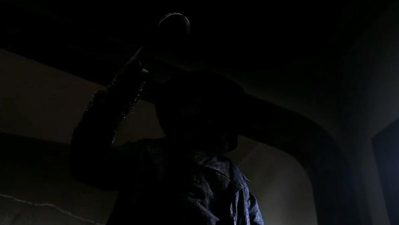 Актеры и персонажи эпизода 1.07 Hookman