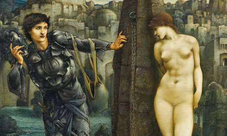 Edward Burne-Jones's The Rock of Doom