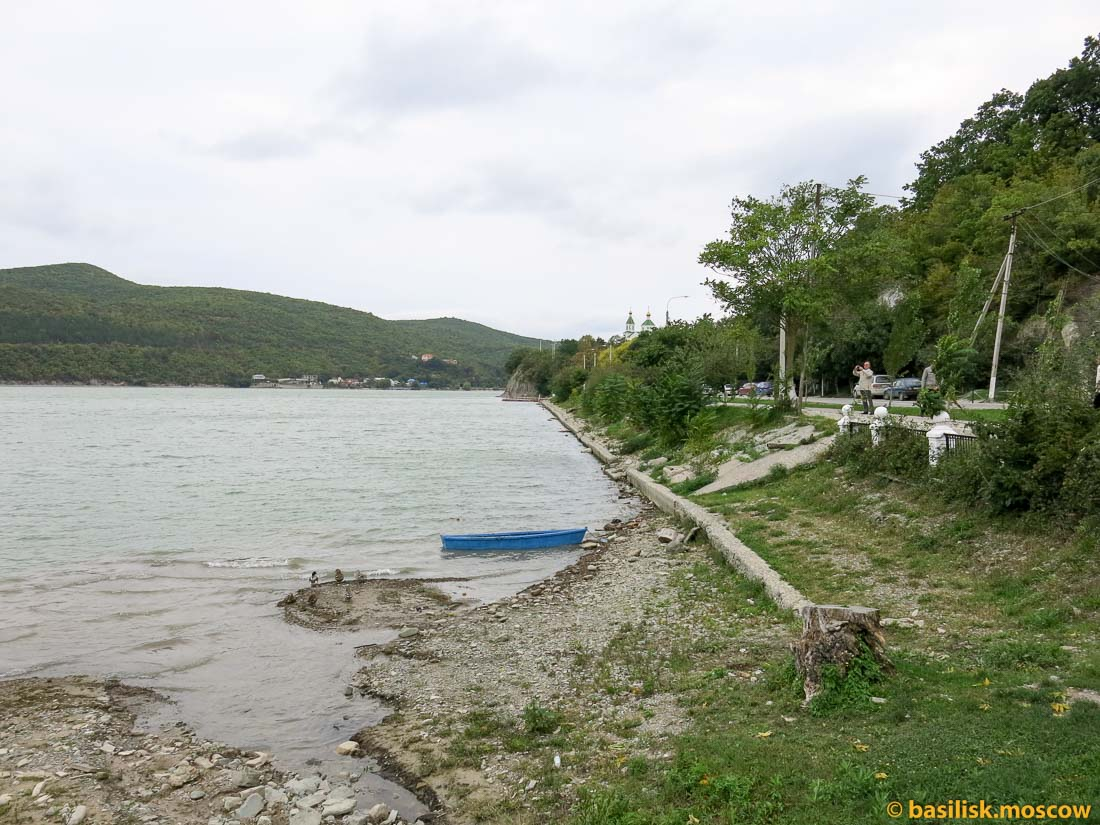 Абрау-Дюрсо. 2013.
