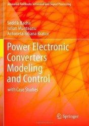 Книга Electronic Converters Modeling and Control
