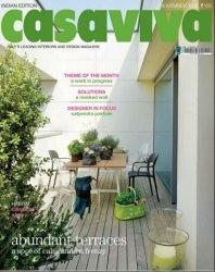 Журнал Casaviva - №11 2012 (India)