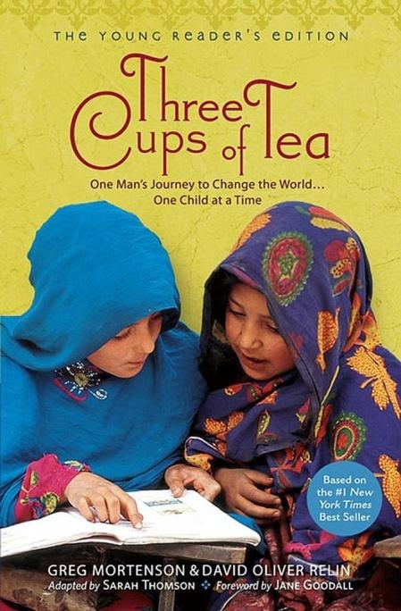 Книга Three Cups of Tea