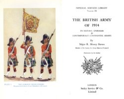 The British Army of 1914