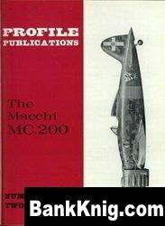 Книга Macchi MC.200   [Aircraft Profile 064]