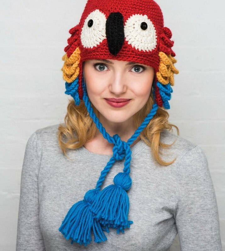 可爱的玩偶帽子(112) - 柳芯飘雪 - 柳芯飘雪的博客