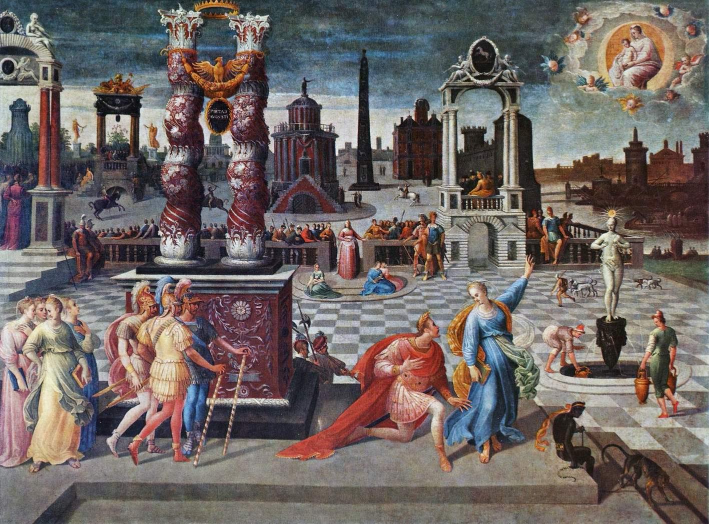 Из собрания шедевров мировой живописи... (579).jpg
