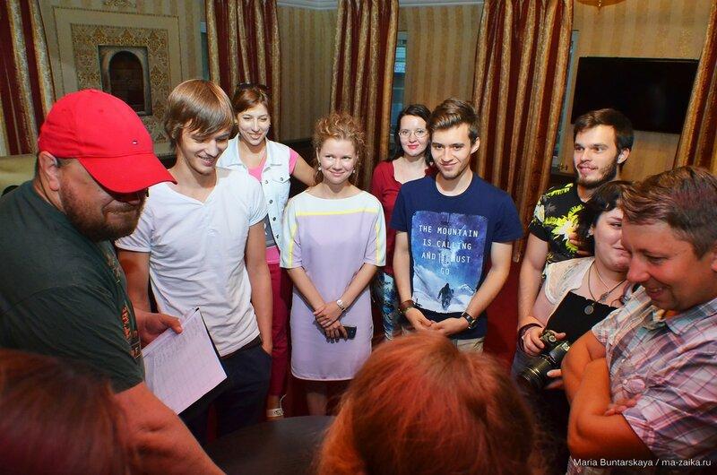 Открой рот, Саратов, Leningrad Hall, 01 июля 2015 года