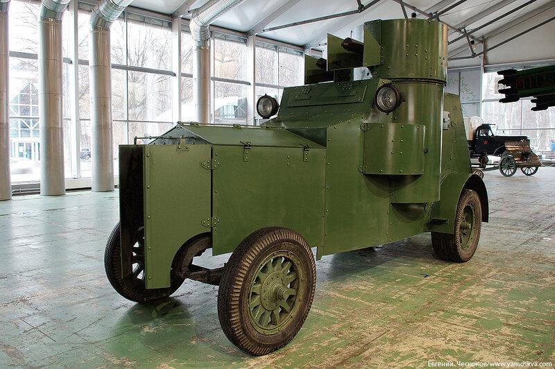 Весна. Олдтаймеры. FIAT. 1916 г. 05.03.15.10..jpg