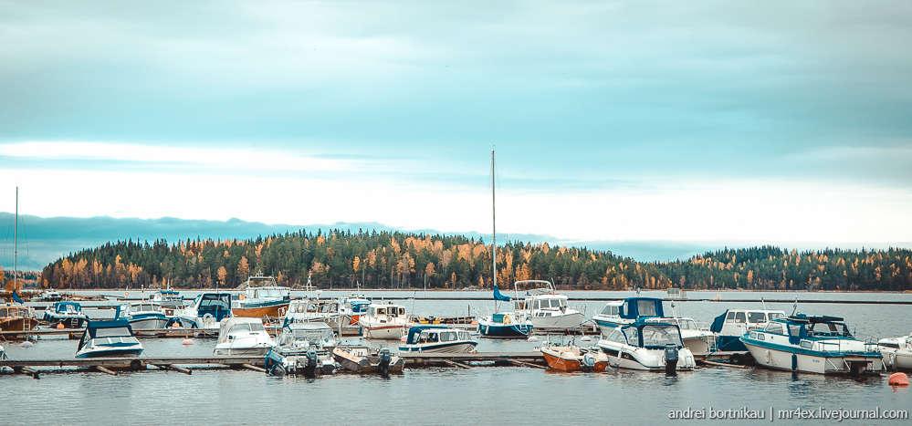 Иматра, Финляндия, Сайма, лодки, Imatra