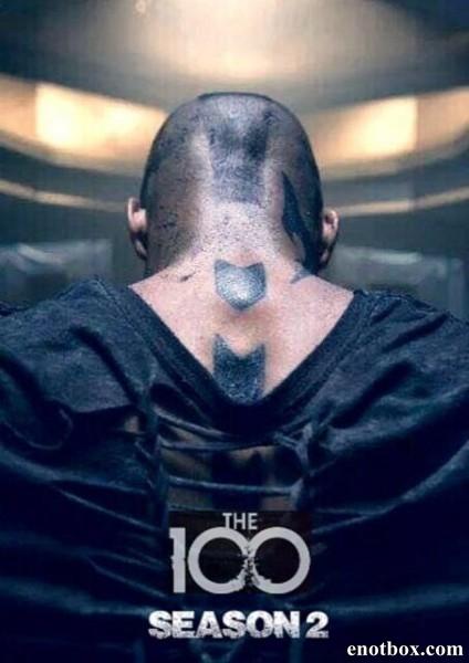Сотня / The 100 - Полный 2 сезон [2014, WEB-DLRip | WEB-DL 1080p] (LostFilm)