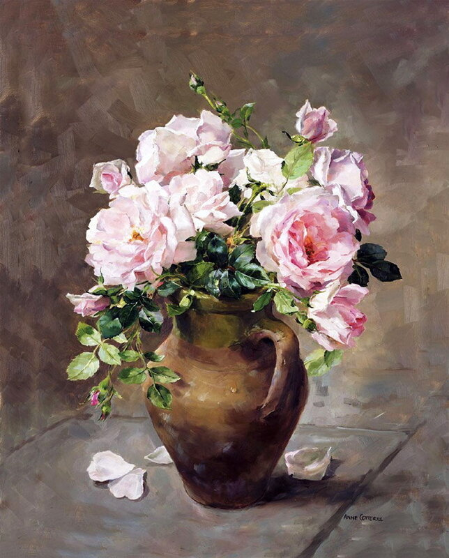 Художница Anne Cotterill