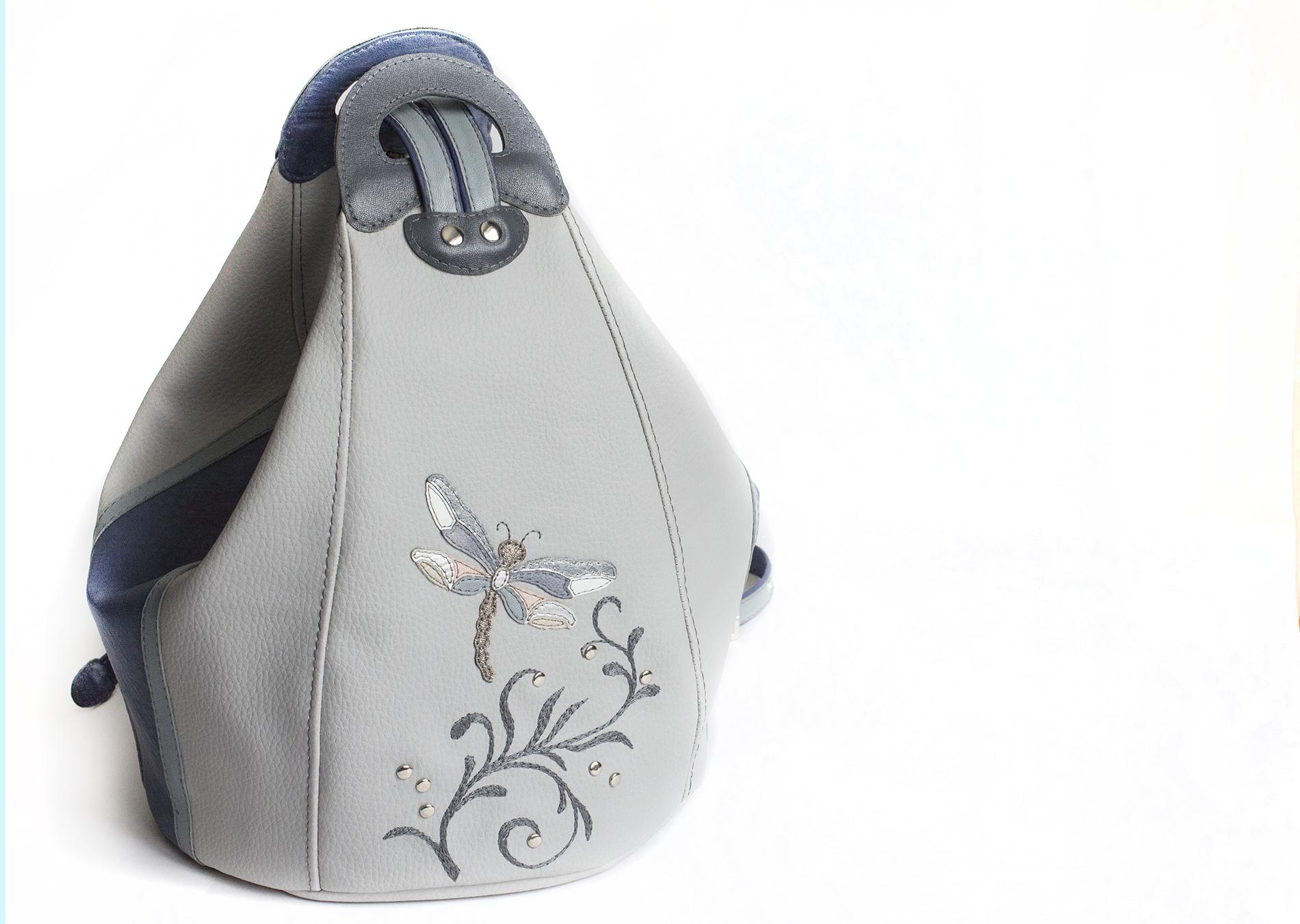 женский рюкзачок