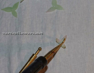 Мастер-класс. Мелкие цветы из ткани от Vortex  0_fbf13_f1be5131_M