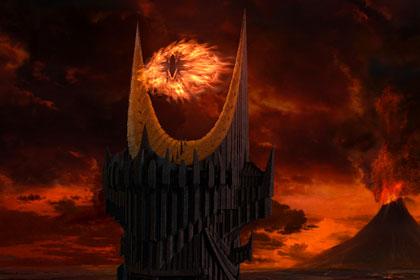 Над Москвой поместят Око Саурона
