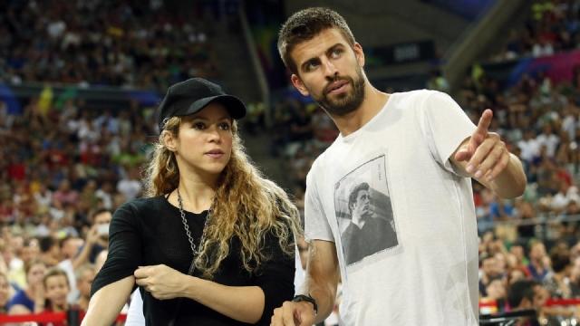 Шакира назвала сына русским именем