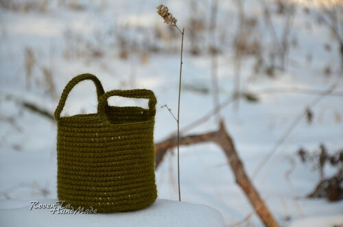 roventa-handmade, basket, crochet basket, crocheted basket, вязаная корзинка, корзинка, лукошко, подарки ручной работы