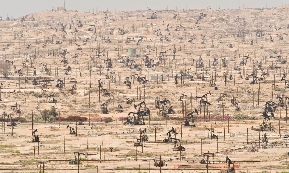 выкачивание нефти