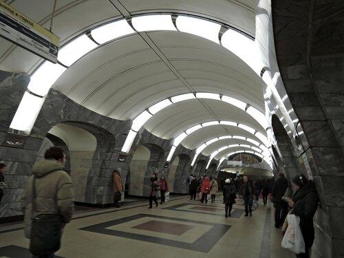 Станция Чкаловская