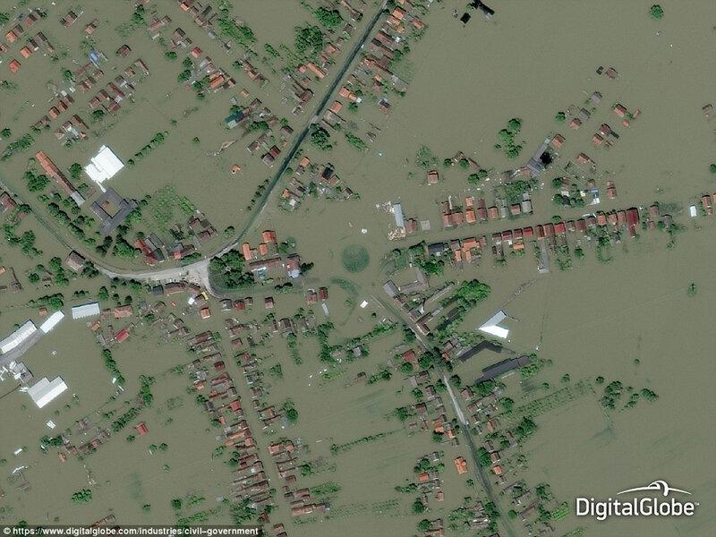 Контрастная красота Земли на спутниковых снимках