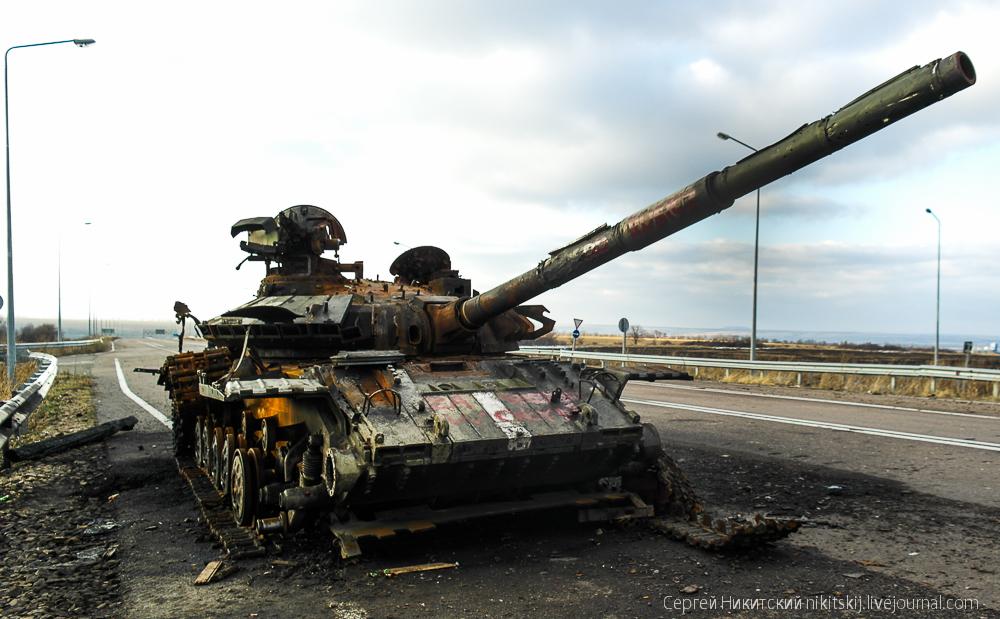украина танки горят фото никому показывала своих