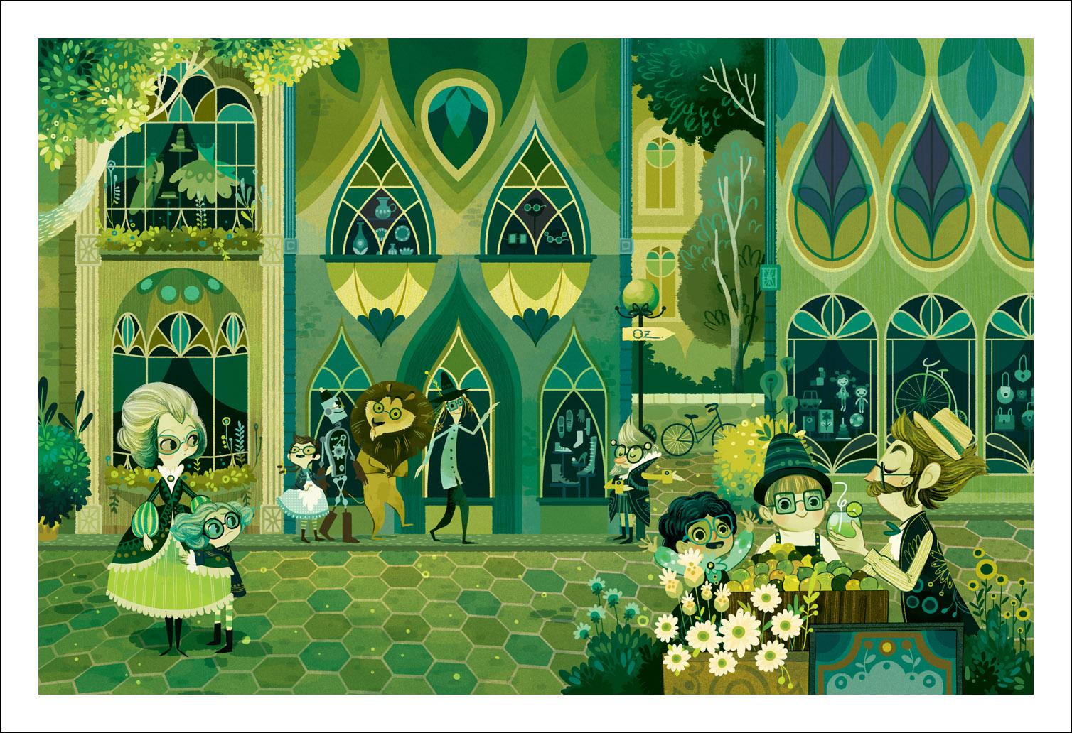 Lorena Alvarez, The Wonderful Wizard Of Oz
