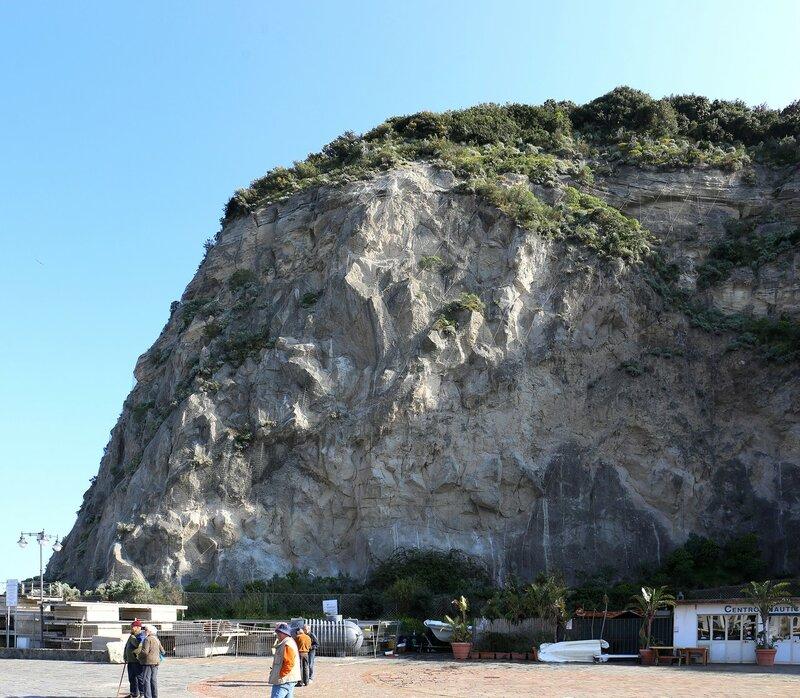 Ischia. Marina di Sant'Angelo