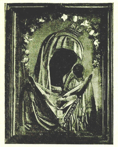 Казанская икона Божией Матери работы святителя Питирима Тамбовского