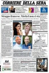 Журнал Il Corriere della Sera  (2 Ottobre 2014)