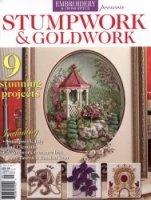 Журнал Embroidery & Cross Stitch №5 2011 jpg 52Мб