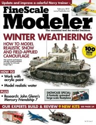 Журнал FineScale Modeler - February 2012