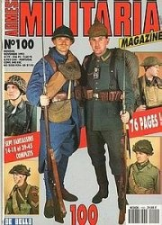 Журнал Armes Militaria Magazine 100 (1993-11)
