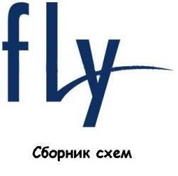 Книга Сборник схем для телефонов Fly